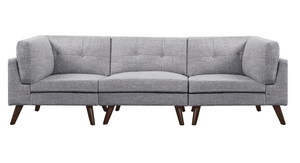 Churchill sectional sofa - 3 pieces