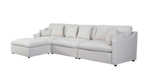 The Cloud Sofa - 4 Piece Sectional