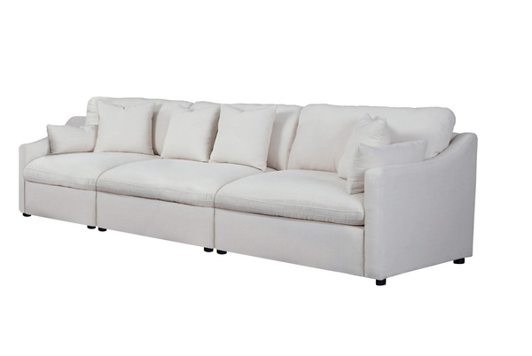The Cloud Sofa - 3Piece Sectional