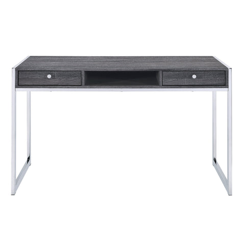 Smoke Grey Desk