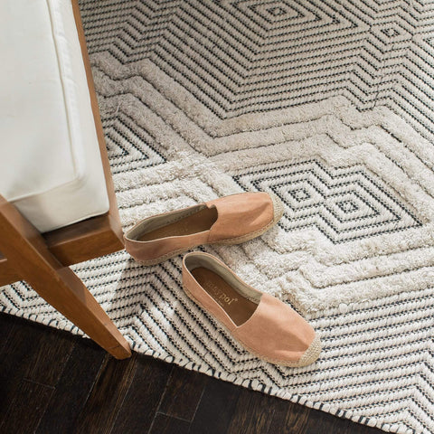 Soft Handwoven Neutral Runner 2.6 x 8