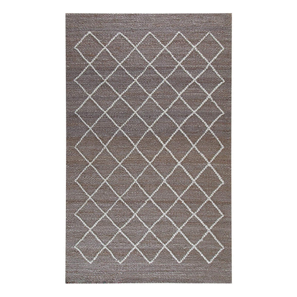 Hopscotch lattice Rug 5 x 7