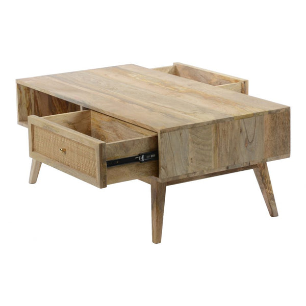 Reed Coffee Table