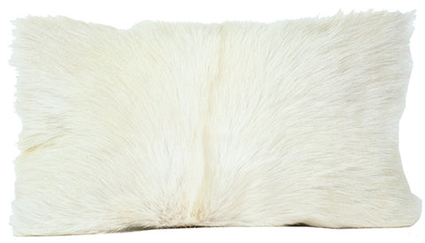 Goat Fur Pillow