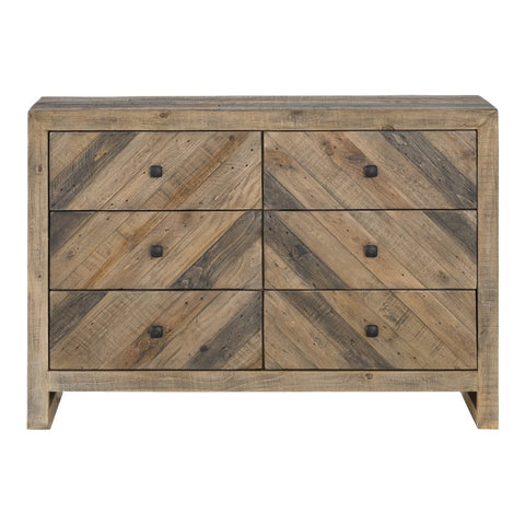 Modern Farmhouse 6 Drawer Dresser