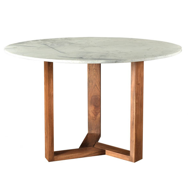 Jinx Dining Table, Natural Walnut