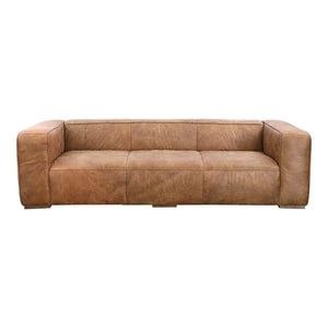 The Bolton Brown Leather Sofa