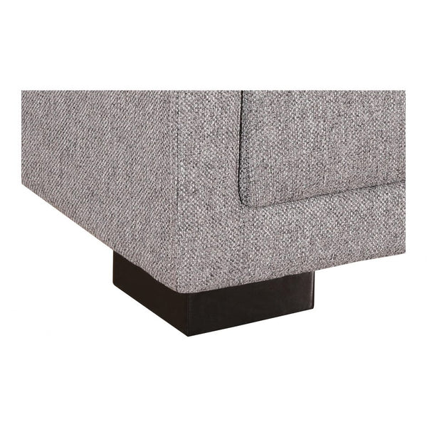 Alpha Modular Sectional Set, Smoke