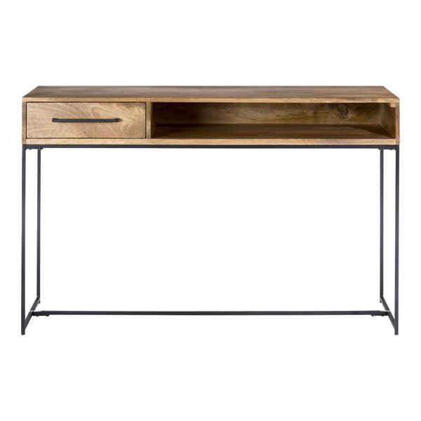 Acacia Wood Console Table