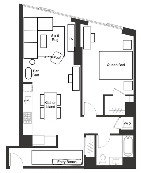 Fernando and Melissa's Furniture Plan