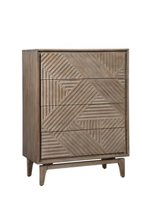 The Martina 4 Drawer Chest