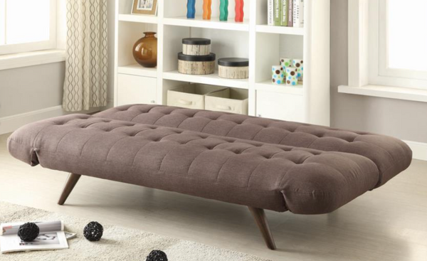 Cocoa Brown Sofa Bed