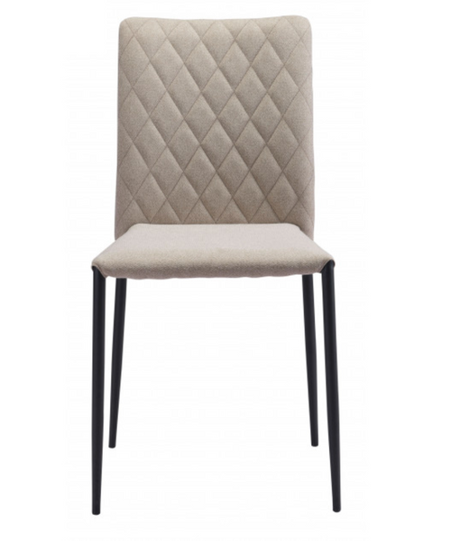 Harvey Dining Chair, Beige