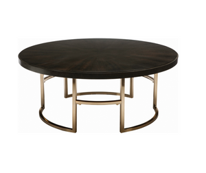 Americano Rose Gold Coffee Table