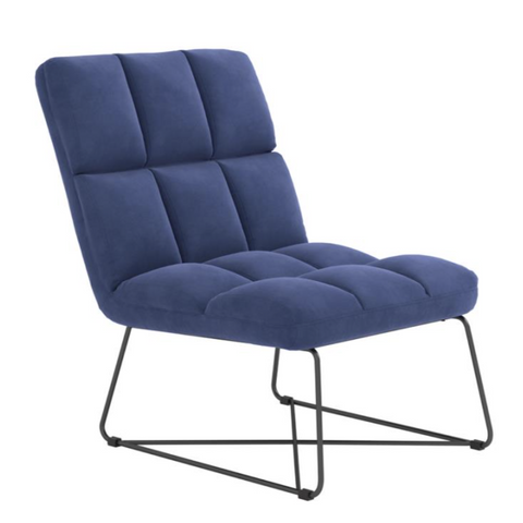 Midnight Blue Chair