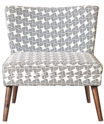 6 Month Rental Plan | Zulu Accent Chair | From $55/mo