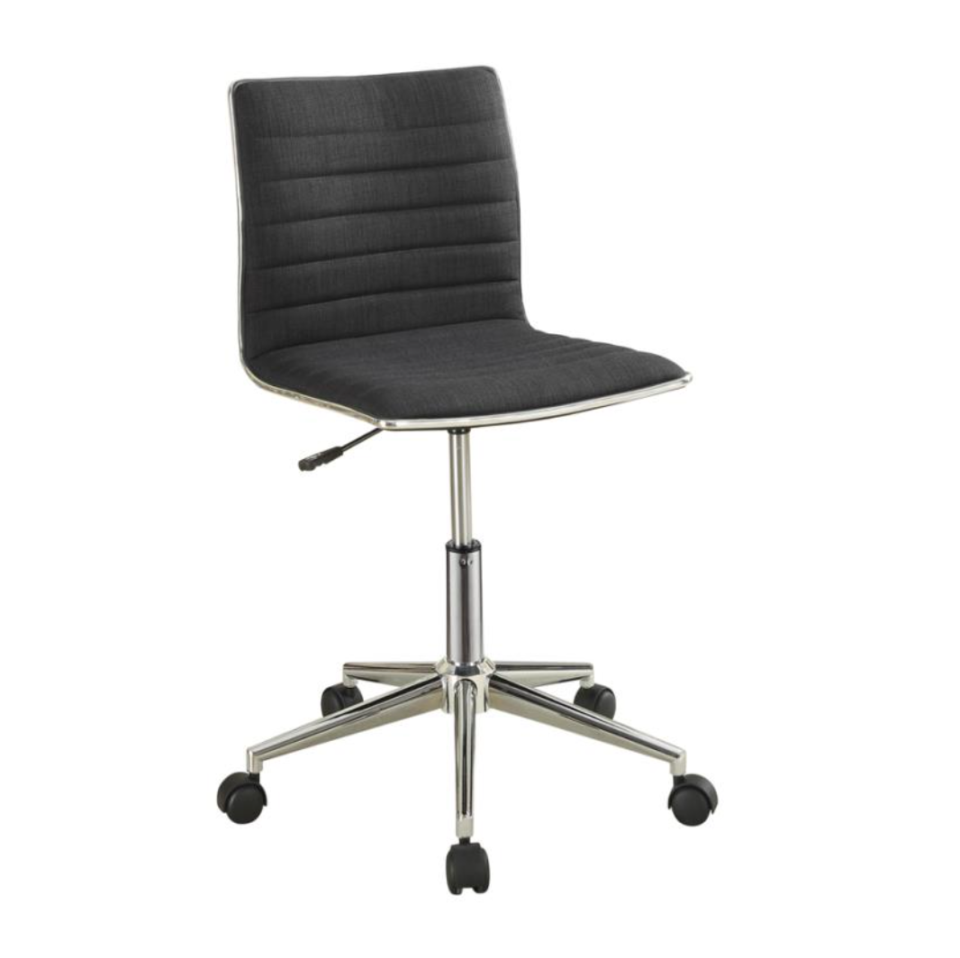 12 Month Rental Plan| Grey Office Chair | From $15/mo