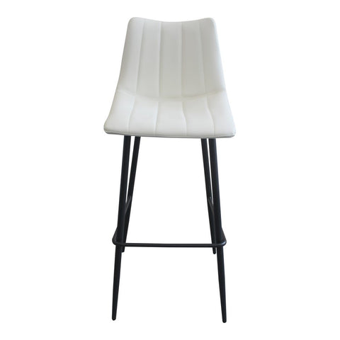 Alibi Counter Stool, White