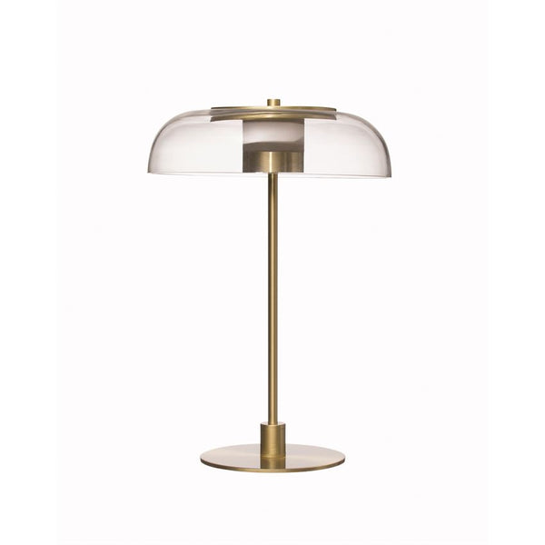 Gold Finish Table Lamp