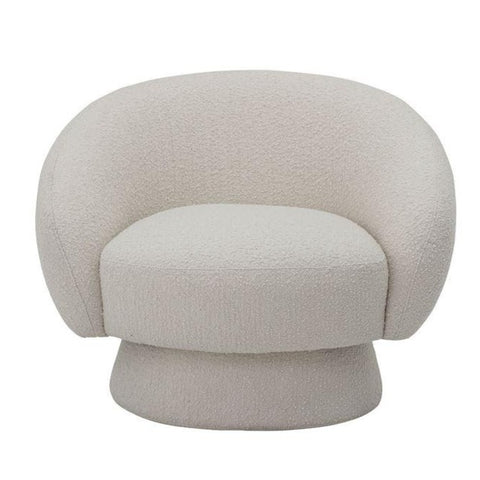 Boucle Chair, Cream