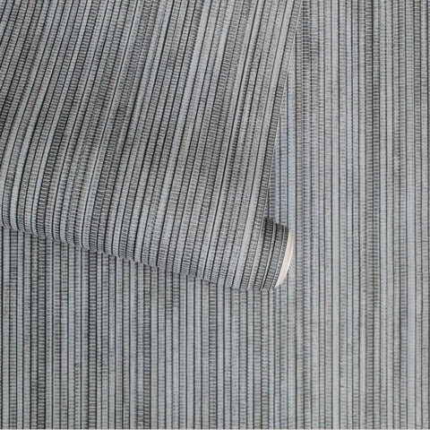 Grasscloth Chambray Tempaper