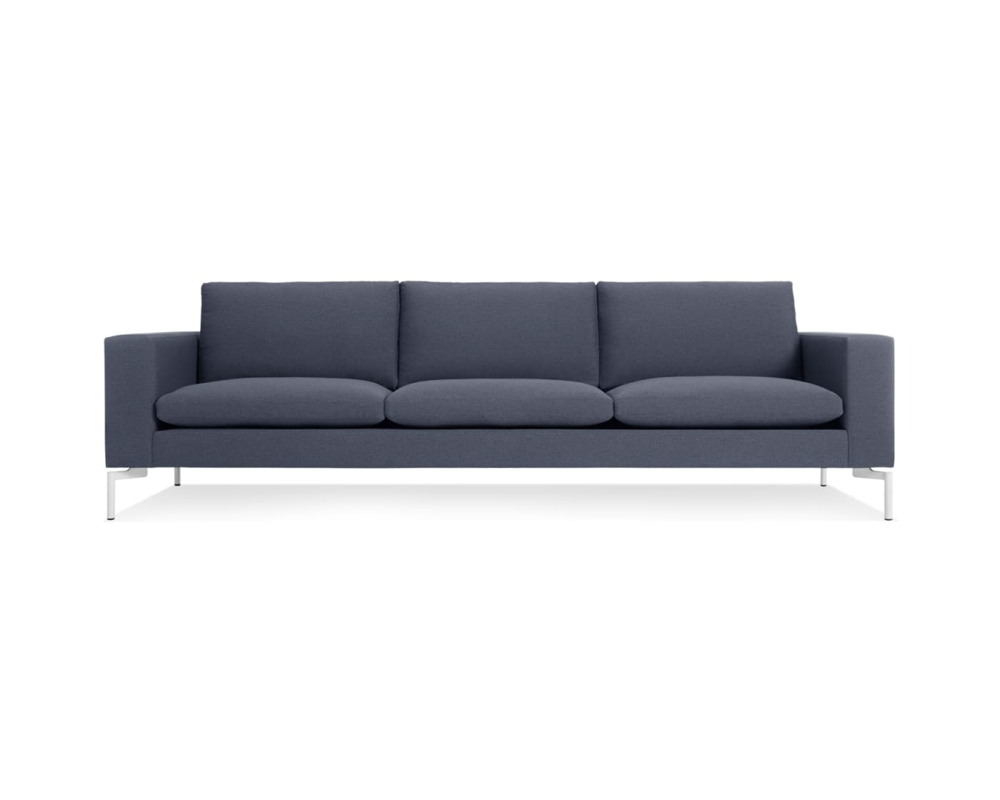 104'' New Standard Sofa - Nixon Grey