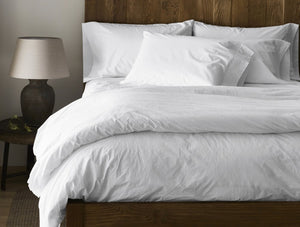 300 Thread Count Organic Percale Duvet Cover || Coyuchi