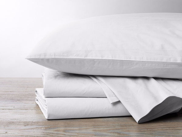 300 Thread Count Organic Percale Pillowcase Set of 2 || Coyuchi