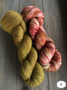 Breathe and Hope LYS Shawl Sets