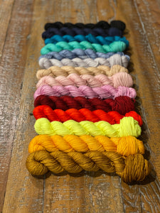Worsted Set