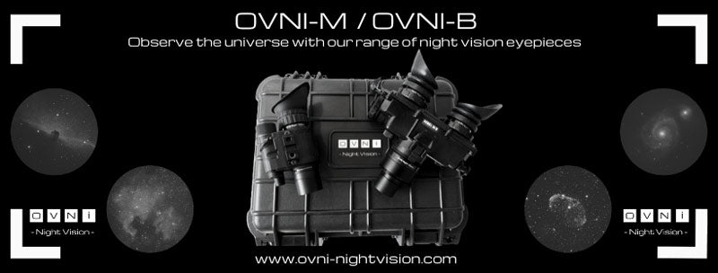 OVNI Night Vision devices