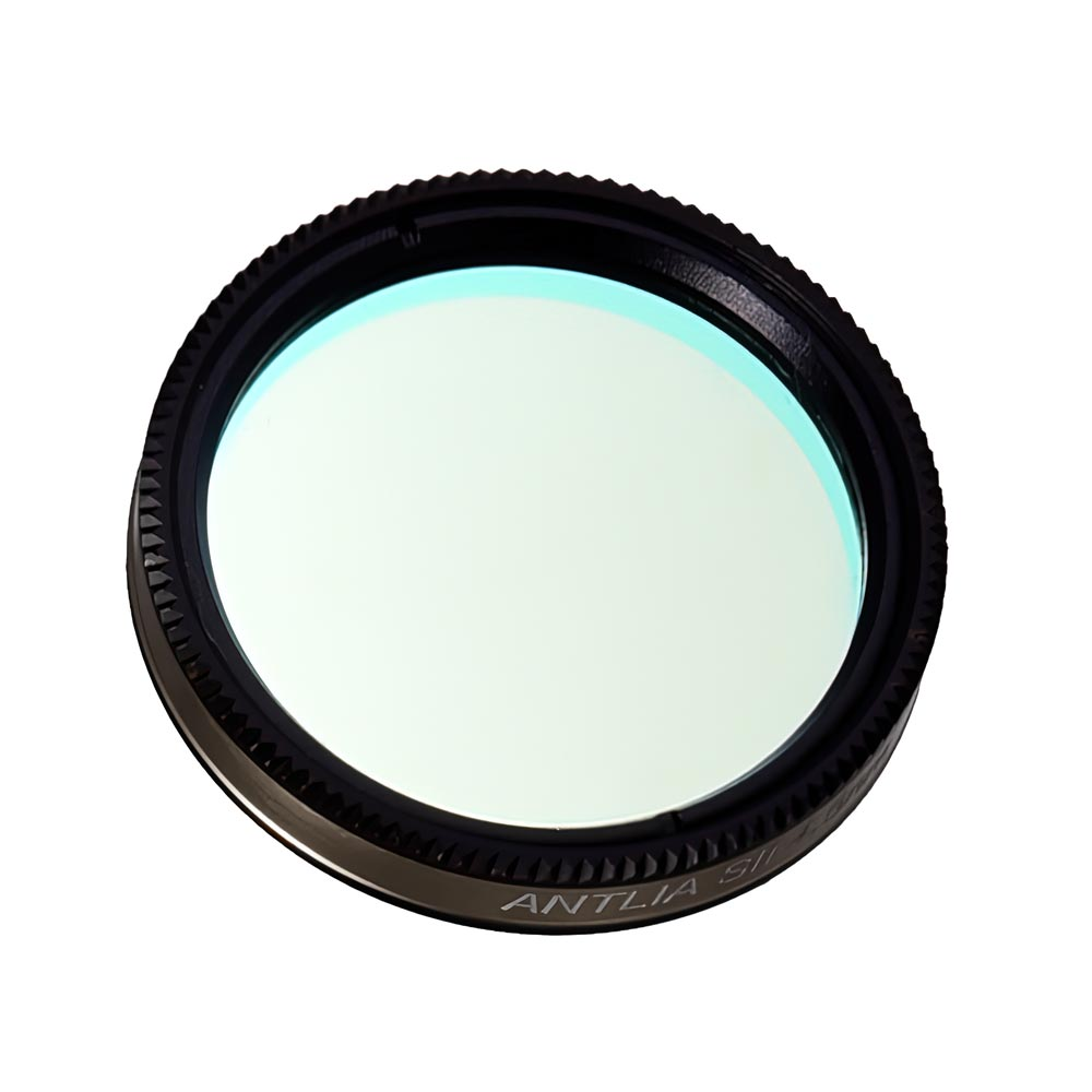 "ANTLIA SII 3.5nm ULTRA NARROWBAND FILTER - 1.25"" Filter Testar Australia."