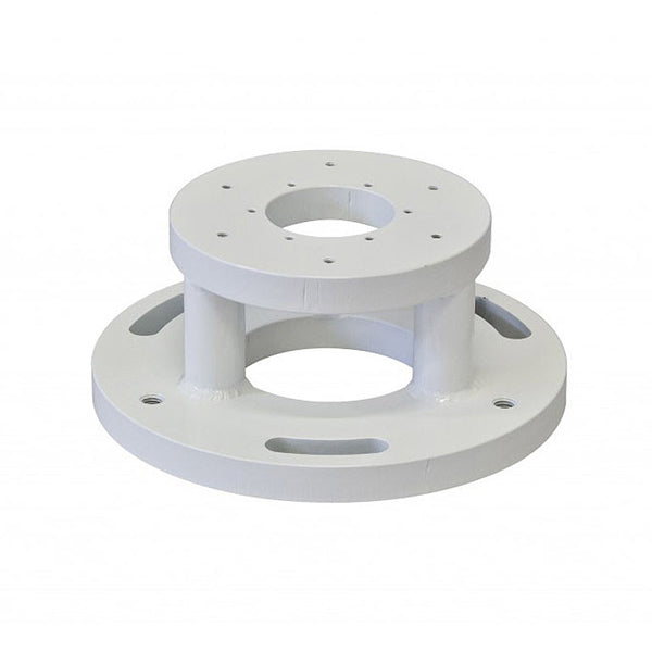 10 MICRON BAADER STEEL LEVELING FLANGE GM1000 (4334607597655)