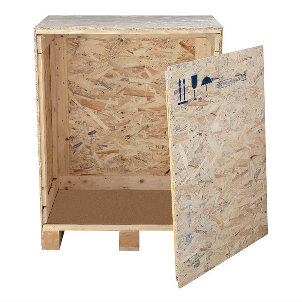 10 MICRON SHIPPING WOODEN PALLET-BOX FOR GM 3000 MOUNT (4334608941143)