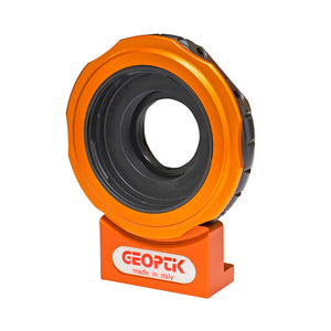 GEOPTIK ADAPTER FROM CAMERA LENS TO CCD/CMOS Mechanical Accessory Testar Australia.