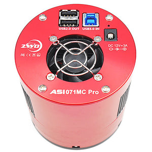 ZWO ASI 071MC PRO [COLOUR] Camera Testar Australia.