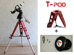Avalon T-Pod adapter kit for Vixen GP Mechanic accessory Testar Australia.