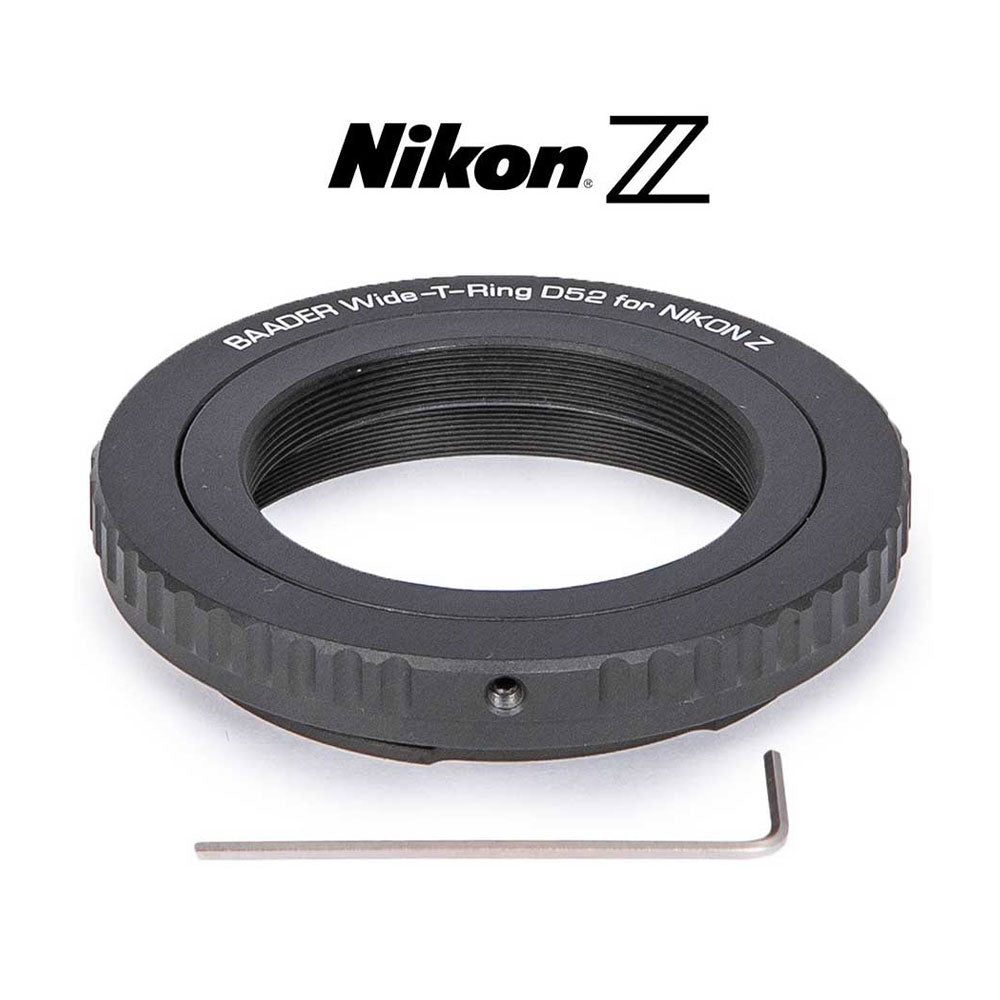 BAADER T-RING FOR NIKON Z CAMERAS