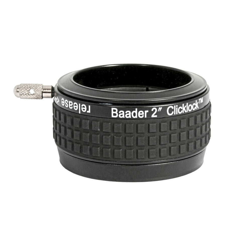 "BAADER 2"" CLICK LOCK FOR SKWATCHER/CELESTRON FOCUSERS M56 X1 Adapter Testar Australia."