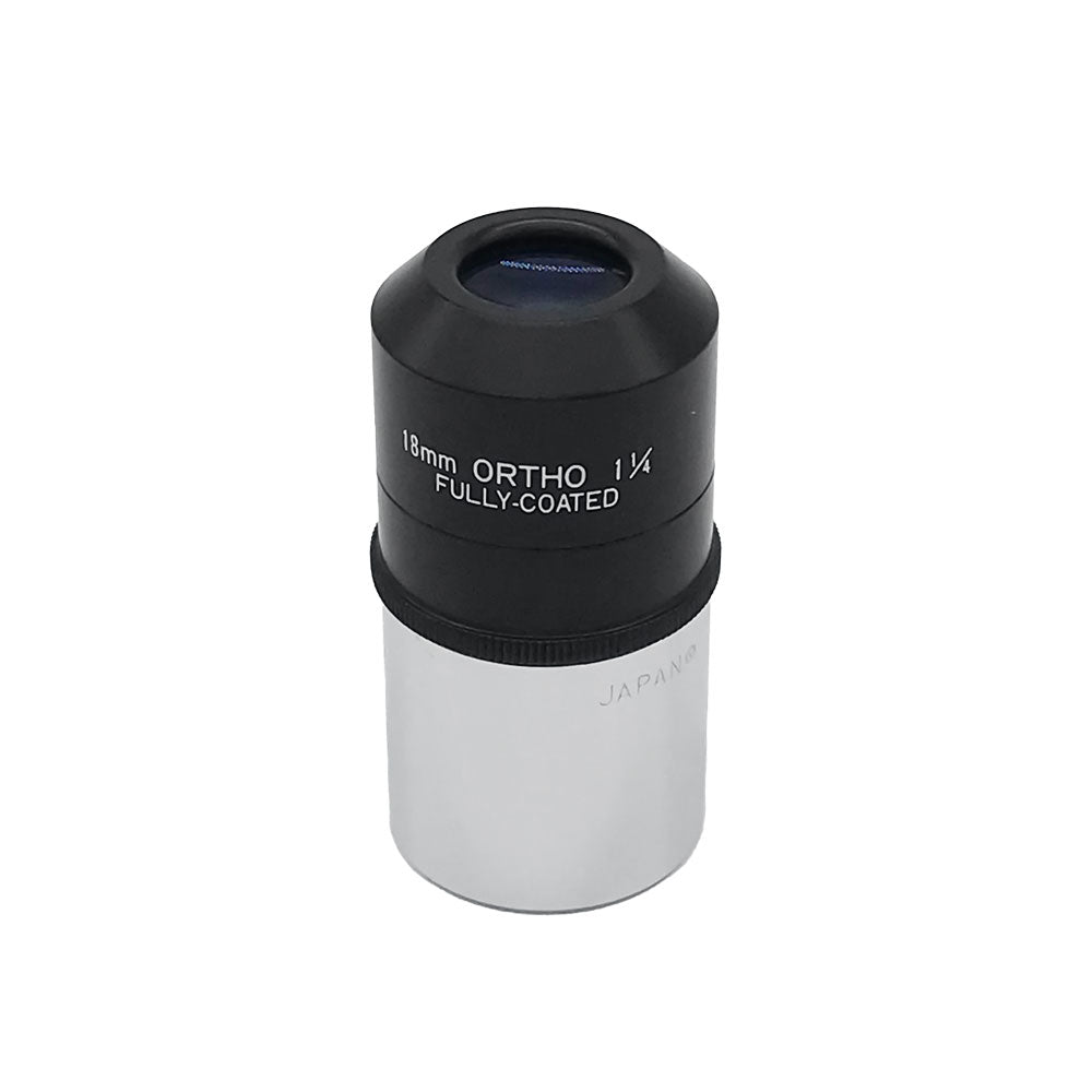 AS NEW CELESTRON/VIXEN 18mm ORTHO EYEPIECE.