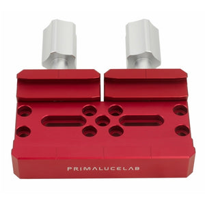 PRIMA LUCE LAB DUAL DOVETAIL CLAMP - MEDIUM Mecchanical accessory Testar Australia.