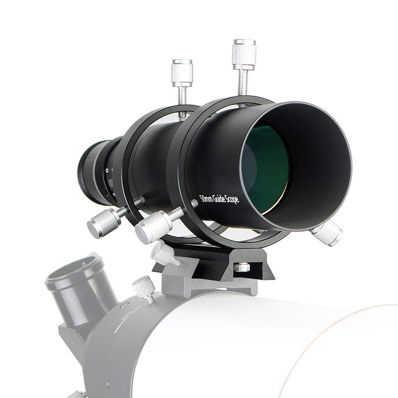 GUIDE SCOPE 50mm + RINGS Accessory Testar Australia.