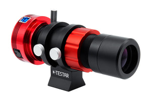 TESTAR 30MM f/4 MINI GUIDE SCOPE Guiding Testar Australia.