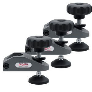 GEOPTIK ADJUSTABLE FEET FOR TRIPODS  Testar Australia.