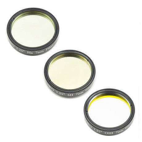 "ZWO NARROWBAND FILTERS 1.25"" (4352858423383)"