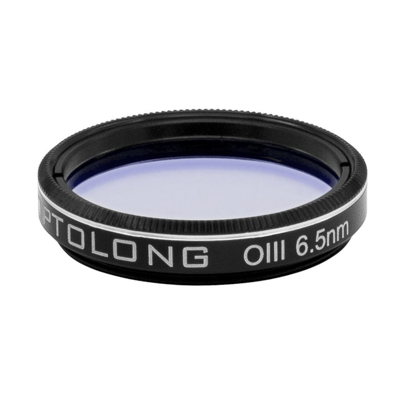 "OPTOLONG 1.25"" OIII-CCD 6.5nm NARROW-BAND FILTER Filter Testar Australia."