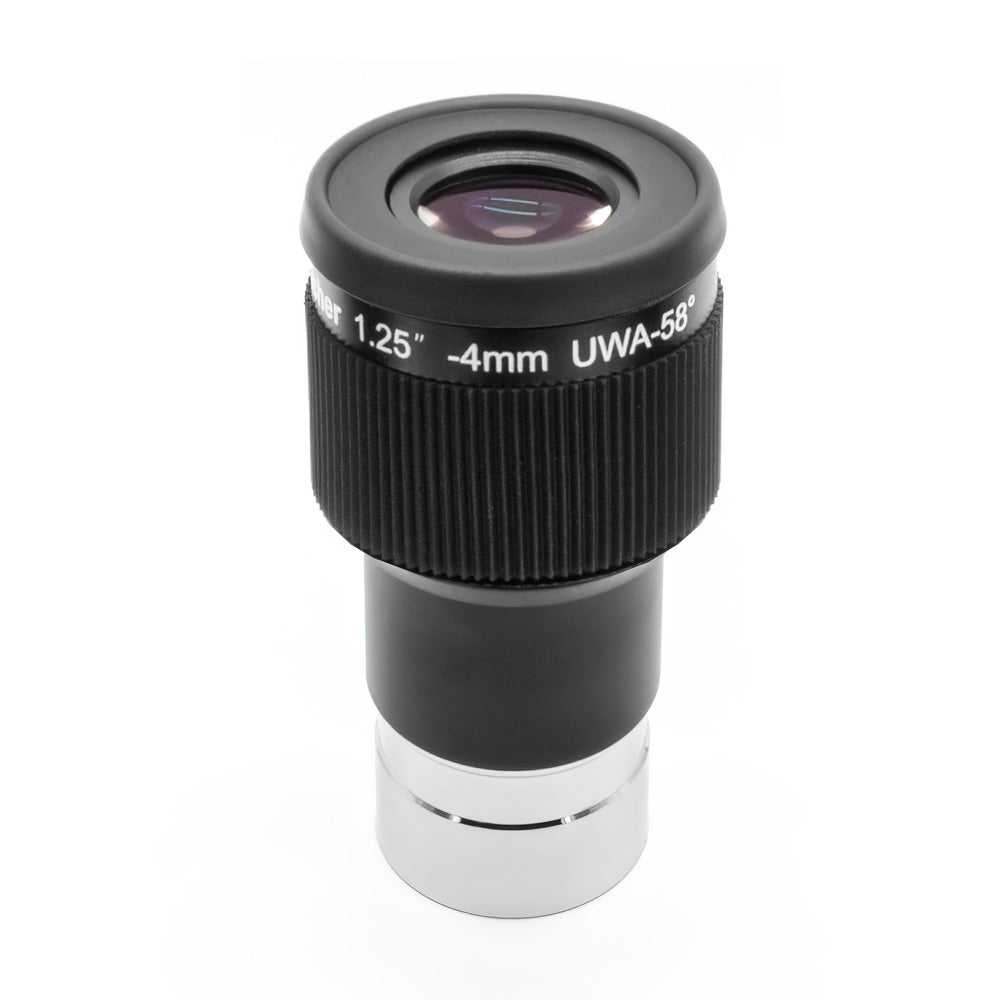 4MM 58° LONG EYE RELIEF PLOSSL EYEPIECE