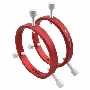 PRIMA LUCE LAB GUIDE RINGS PLUS 115mm Guiding Testar Australia.