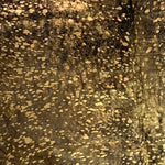 PROMO Brazilian Black Dyed Cowhide w/ Gold Metallic Acid Wash (BRAW124)