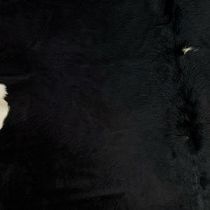 Brazilian Black and White Cowhide  (BRBKW100)
